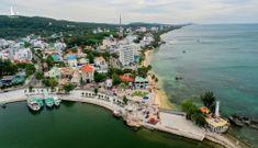 Hình hài thành phố biển đảo Phú Quốc đầu tiên