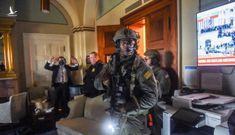 Mất việc vì tham gia cuộc bạo loạn ở Điện Capitol