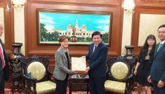 Đại sứ Singapore: Cách TP.HCM chống dịch được cả thế giới khen ngợi