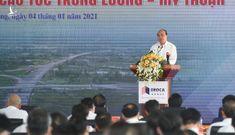 'Cao tốc Trung Lương – Mỹ Thuận phải là tuyến cao tốc kiểu mẫu tiêu chuẩn quốc tế'