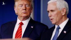 Ông Trump bác tin của New York Times về Phó Tổng thống