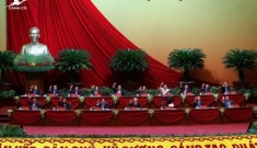 Đoàn Chủ tịch Đại hội XIII được bầu gồm 17 thành viên