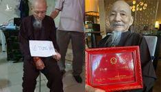 """Tịnh thất Bồng Lai chôm thiệp chúc mừng năm mới của Chủ tịch nước để """"lòe"""" cán bộ chính quyền?"""
