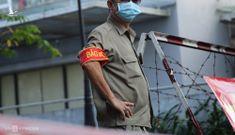 Chung cư gần 400 dân ở Sài Gòn bị phong tỏa