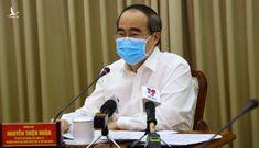 Ông Nguyễn Thiện Nhân: 'TPHCM cần 4 tuần kiểm soát COVID-19'
