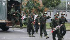 Gần 1.000 tân binh tham gia nghĩa vụ công an