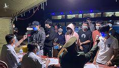 Truy vết hành khách trên chuyến xe Tân Xuân Phúc
