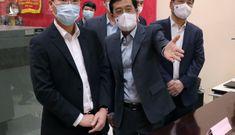 Ông Võ Văn Thưởng: 'Chúng ta có niềm tin sẽ sớm khống chế được dịch bệnh'