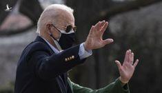 Ông Biden hứng chỉ trích vì ra lệnh không kích Syria