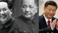 Vài điều về 3 vị Chủ tịch Trung Quốc Mao – Đặng – Tập