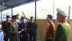Công an triệt phá đường dây đưa người Trung Quốc nhập cảnh trái phép vào Việt Nam