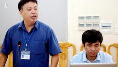 Chánh văn phòng huyện ở Hà Tĩnh đột tử tại phòng làm việc