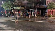 6 người bị kẹt trong 2 căn nhà bốc cháy ngày mùng 4 Tết