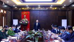 Chủ tịch Chu Ngọc Anh: Tuyệt đối không để một công nhân nào nhiễm Covid-19