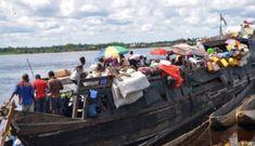 Ít nhất 60 người chết, 240 người mất tích vì chìm phà ở Congo