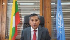 Vị đại sứ dũng cảm và mạnh mẽ chống lại quân đội Myanmar