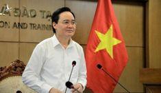 Bộ trưởng Phùng Xuân Nhạ yêu cầu kịch bản thi tốt nghiệp ứng phó với dịch