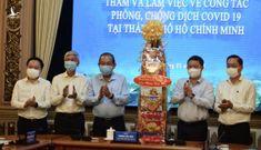 Phó Thủ tướng Trương Hòa Bình chúc TP.HCM sớm thắng dịch COVID-19