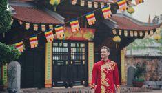 Khách nước ngoài cảm thấy quý phái như hoàng tộc khi mặc áo dài
