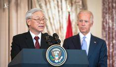 Tổng thống Mỹ, Nga, Ấn, Pháp, Hàn, Thủ tướng Nhật, Thái, Singapore… chúc mừng Tổng Bí thư Nguyễn Phú Trọng.
