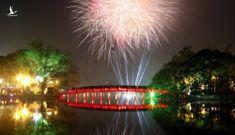 Thủ tướng đồng ý cho Hà Nội bắn pháo hoa duy nhất 1 điểm đêm giao thừa