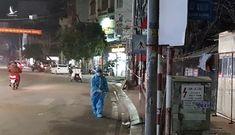 Dỡ giãn cách xã hội tại 2 Vân Đồn, Đông Triều