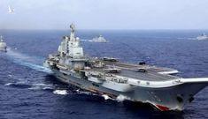 Sức mạnh đáng nể từ cụm tác chiến tàu sân bay Trung Quốc