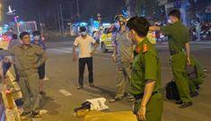 Nạn nhân bị nhóm cướp tông ở TP.HCM đã tử vong
