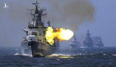 Trung Quốc tập trận bắn đạn thật giữa lúc tàu Mỹ ở Biển Đông