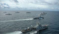 """Tàu chiến Mỹ dưới thời ông Biden lần đầu tiên """"chạm trán"""" lực lượng TQ gần Hoàng Sa"""