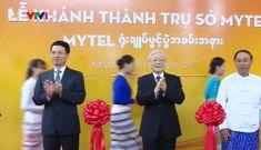 Viettel đã và đang mang lại lợi ích cho người dân Myanmar