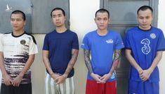 4 đàn em của Tèo '72 Nốt Ruồi' bị bắt