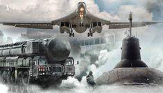 Top 5 siêu cường quân sự thế giới 2021