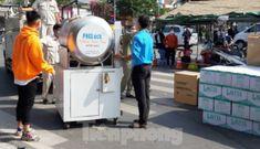 ATM gạo lại xuất hiện phục vụ gần 2000 hộ dân bị cách ly