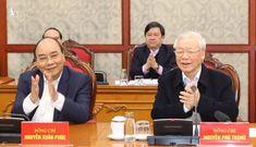 Bộ Chính trị đồng ý chủ trương mua vaccine Covid-19 cho nhân dân