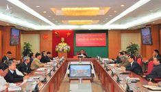 Bầu nhân sự Ủy ban Kiểm tra Trung ương và phân công nhiệm vụ các thành viên