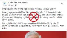 Tổng Bí thư Nguyễn Phú Trọng tái cử: Dấu hiệu của sự phát triển