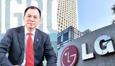 Lý do Vingroup thất bại mua smartphone của LG?