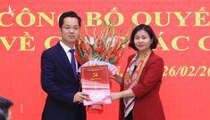 Hà Nội điều động, phân công 5 tân Bí thư quận huyện