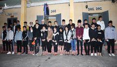 34 thanh niên phi xe máy 'thông chốt' kiểm soát dịch bệnh COVID bất thành từ Hải Dương vào Hải Phòng