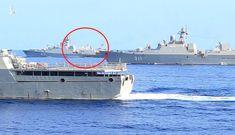 """Hai chiến hạm Gepard 3.9 Việt Nam xuất quân """"tham chiến"""" tại Army Games 2021"""