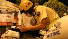 200 tài xế vi phạm nồng độ cồn ở TP HCM
