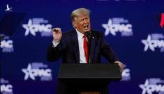Trump tố Biden gây 'thảm họa quốc gia'