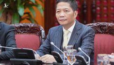 Ủy viên Bộ Chính trị, Trưởng Ban Kinh tế T.Ư Trần Tuấn Anh được giới thiệu tái ứng cử ĐBQH