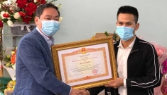 Một góc tử tế nữa của người hùng Nguyễn Ngọc Mạnh