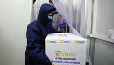 NÓNG: Cận cảnh lô vaccine Covid-19 tiêm đợt đầu tiên tại TP.HCM