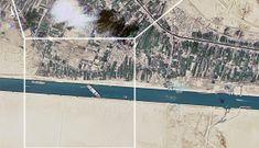 Lời cảnh báo từ con tàu đang vắt ngang kênh đào Suez