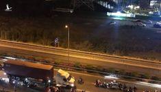 TP.HCM: CSGT trích xuất camera, truy tìm xe và các 'quái xế' chặn cao tốc