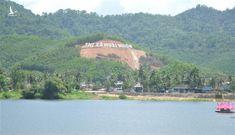 Phá rừng để gắn tên 'Thị Xã Hoài Nhơn': Sẽ trồng cây, phủ xanh lại rừng