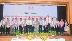 Thành lập Trung tâm Giới thiệu nông sản Đồng bằng sông Cửu Long tại Hà Nội